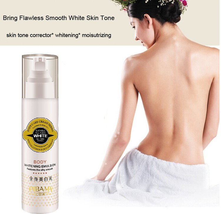 1 Sec Instantly Body Whitening Cream Moisturizer Skin Whitening Body Lotion Bleaching Cream 150ML 13