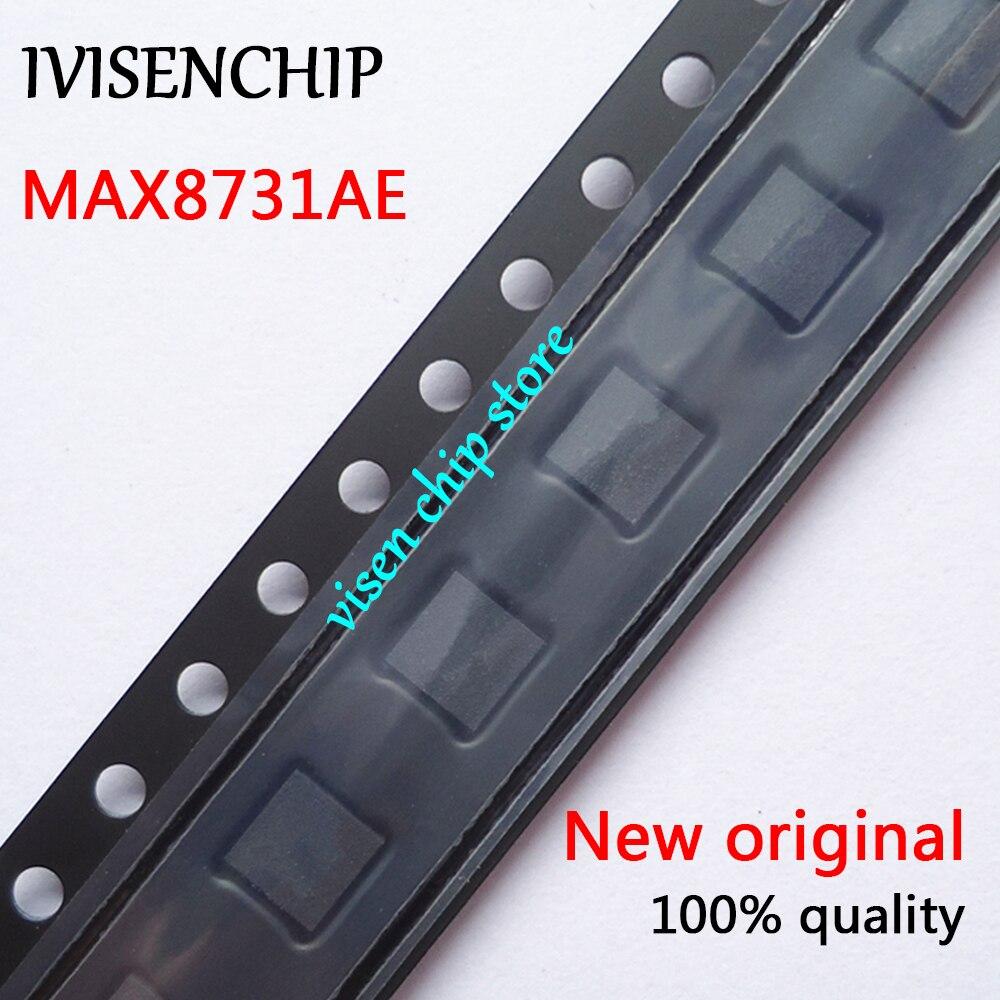 5pcs MAX8731AETI MAX8731AE MAX8731A MAX8731 8731AE  QFN-28