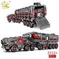 CargoTruck Technic Serie Dwalen Aarde Vrachtwagen Bouwstenen Compatibel Legoing Technic Super Redding Speelgoed Vrienden