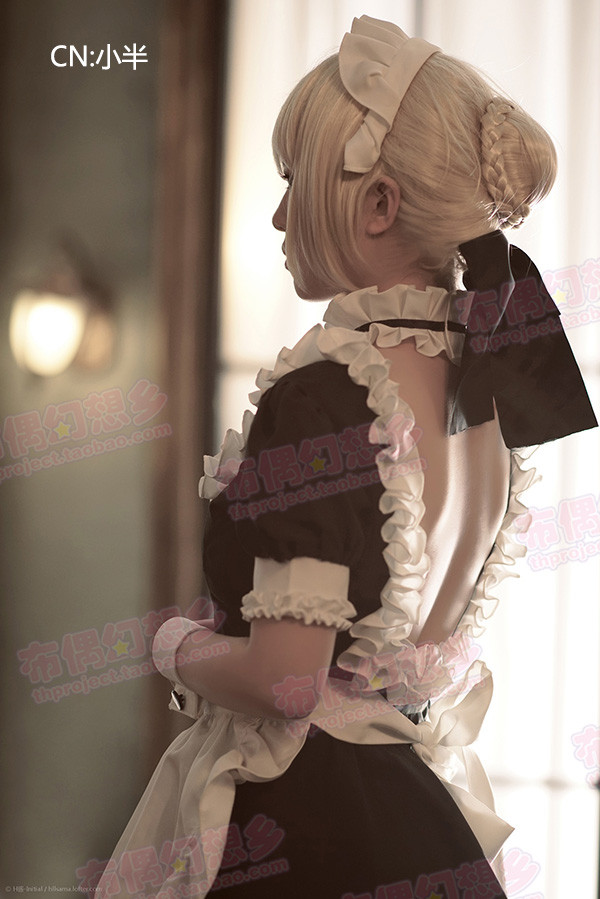 Fate Saber  coscosplay 260 (2)