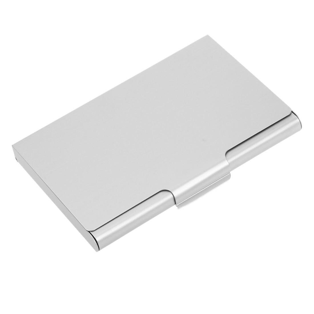 Business Name Card Holder Aluminum Case