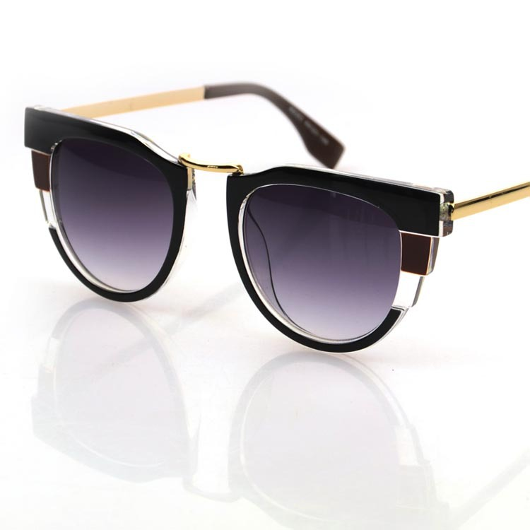 74015a432c8 6 Colors 2015 Fashion Week Show New Glasses Vintage Summer Sunglasses Women  Brand Designer-in Sunglasses from Apparel Accessories on Aliexpress.com ...