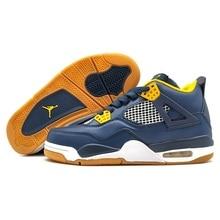 Jordan Retro 4 Hombre Zapatos de baloncesto Motorsport Raptor negro rojo  Toro oreo Atlético deporte Zapatillas 2ca4ea41026a2