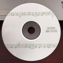 Wholesale 25 Discs 100% Authentic Blank 700 MB 32X Audio CD-R Music Discs