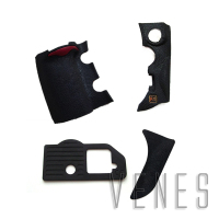 Body Front Back Bottom Rubber Cover Replacement Part For Nikon D700 Digital Camera Repair
