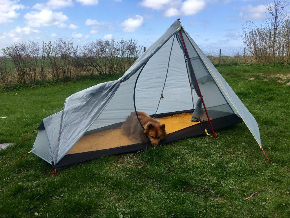 3F UL GEAR Oudoor Ultralight Camping Tent 1 Man Single ...