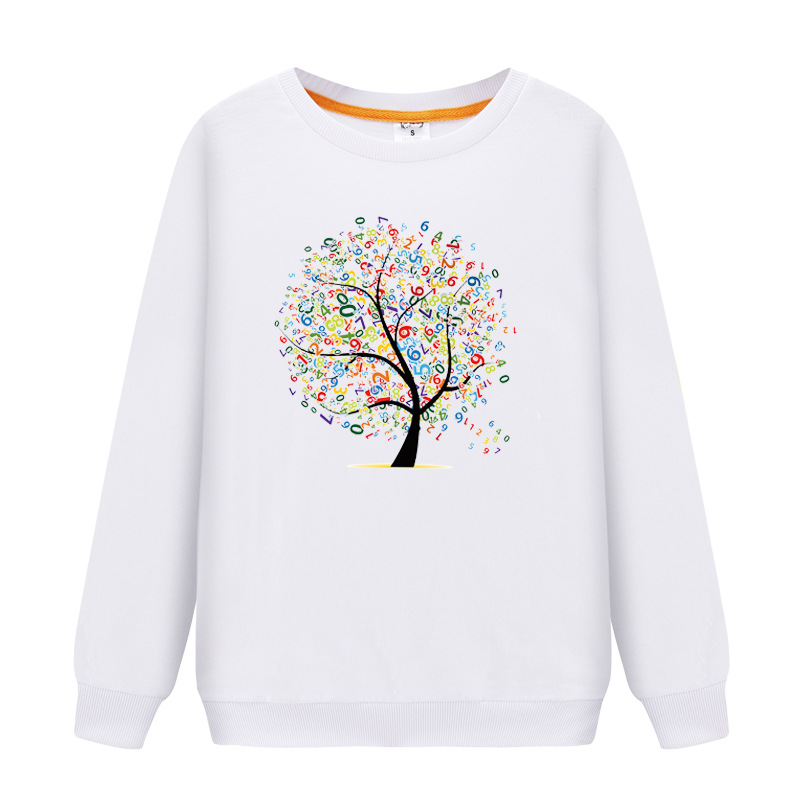 Family Look Mother Daughter Christmas Character Pattern 2018 Family Clothing Father Son T-Shirt Cotton Family Matching Outfits family look grey star pattern matching sweatshirts