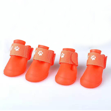 Lovely Rubber Boots for Dogs