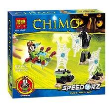 1 Box 69pcs 2015 The New Chimo series Cobweb Attack 10082 Minifigure Building Block