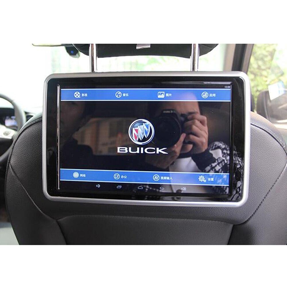Galvas balsts DVD atskaņotājs priekš Buick REGAL EXCELLE GL8 GL GS - Auto Elektronika
