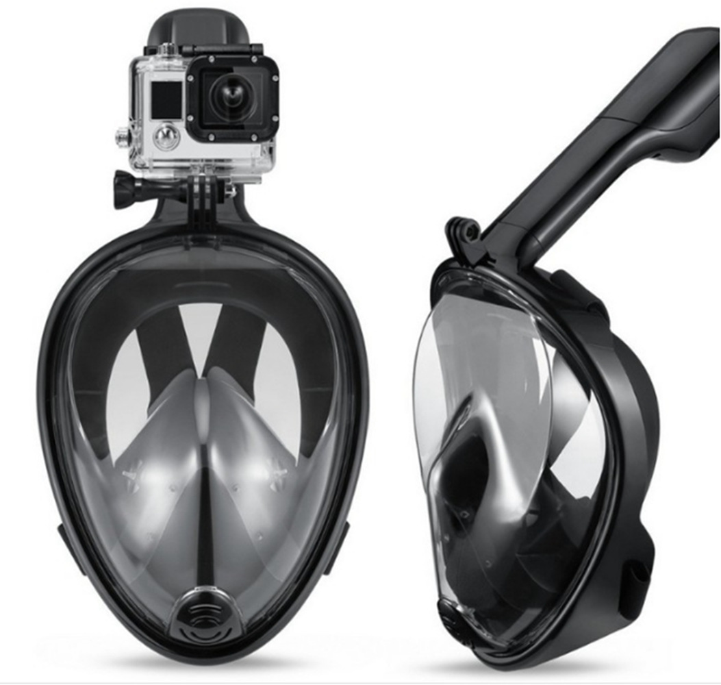 de natação equipamento de mergulho com suporte