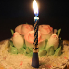 2 set  New Arrival musical decorative candle cake topper decorating tools  birthday party supplies