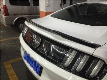 Z Włókna Węglowego Tylny Spojler Samochodu Spoiler Szyby Bagażnika Dla Ford Mustang 2015 2016 2017 2018 Przez EMS ()
