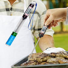 WALFOS HOT New Meat Thermometer Kitchen Digital Cooking Food Probe Electronic BBQ Cooking Tools 91PJ