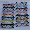 Frete grátis mulheres silhueta óculos misturar atacado optical óculos de armação óculos óculos, Espetáculo de ligação transversal de olho oculos grau