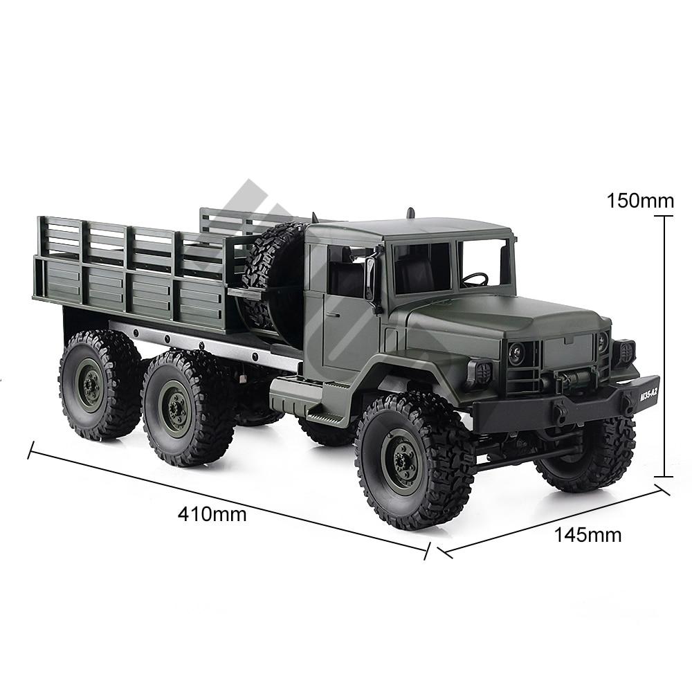 Truck 1:16 Control Off-road