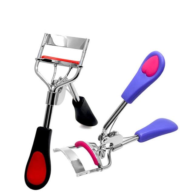 Eyelash Curler Professioner Lash Curler With Silicone Refill Pad