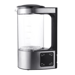 Electrolítico 2L 350W alcalino rico en agua ionizador generador lanzador Kettles generador de jarra filtro de agua aparato de tratamiento