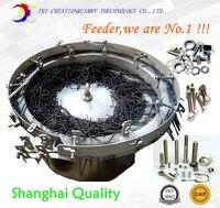 nail bowl feeder/sorter,SUS304 automatic hardware vibratory feeder,650mm customizable