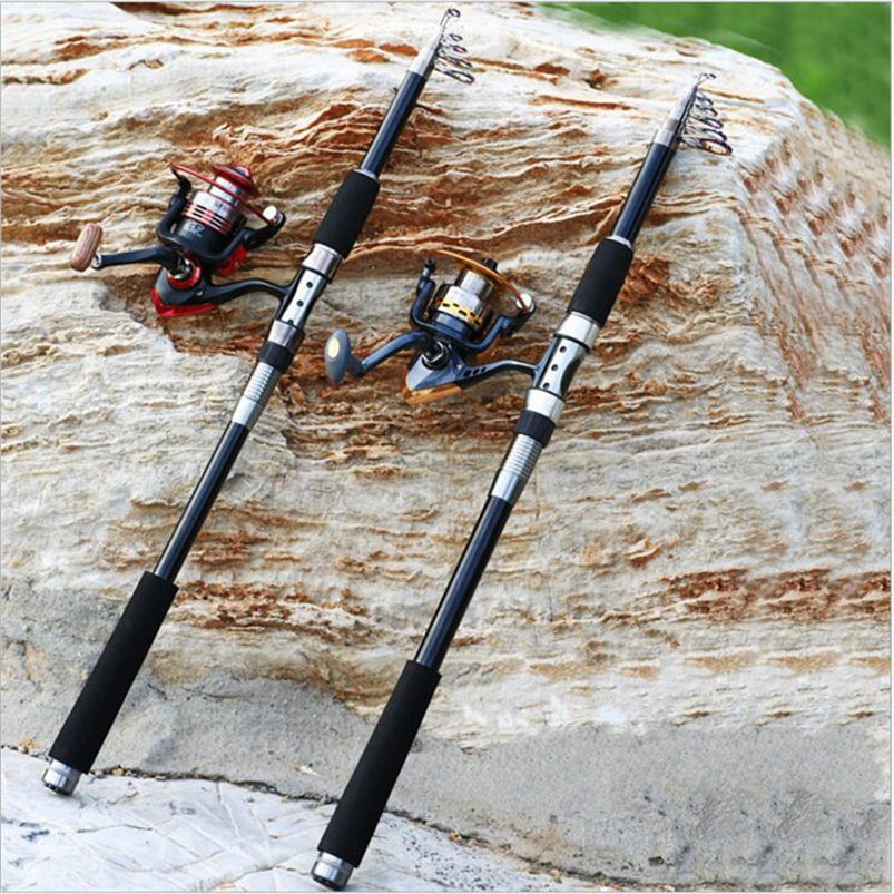 Sea rod fishing New distance throwing fishing rod quality 2.12.42.73.03.6 M telescopic fishing rod