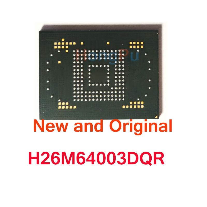 100% новый и оригинальный H26M64003DQR BGA 169 карта памяти EMMC чип