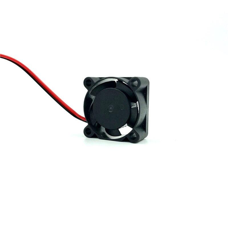 Кулер 2510 25x25x10 мм бесшумный 12 В 5 в 24 в USB втулка/2 шариковых подшипника 2,5 см мини вентилятор охлаждения для ноутбука радиатор 25 мм 3D-принтер вентилятор