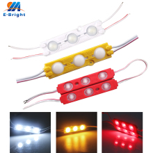 20pcs LSL 5730 3SMD LED Strip Car Light Strips Decorative Lights Warning DRL Waterproof Glow Sign Board For car box
