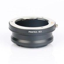 Камера переходное кольцо PB-NEX для Объектив Praktica PB объектив К NEX E Mount NEX для A5100 A6000 NEX-5N NEX-5C NEX-VG10 NEX-VG20