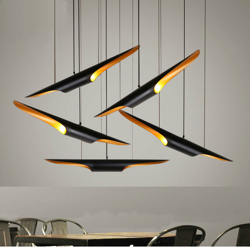 Post Modern Coffee Shop Aluminum Pendant Lamp Restaurant Clothing Store Hanging Lamp Bar Kitchen Pendant Light led Pendant Light hat light new design top pendant lights aluminum gentleman formal hat light creative pendant lamp for kitchen coffee shop bar