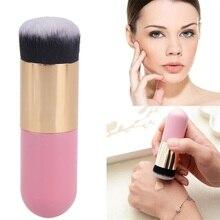 1PCS Large Explosion Brush Cosmetic Foundation Power Brush Portable Luqid BB CC Cream Blush Blending Beauty Makeup Brush Tools