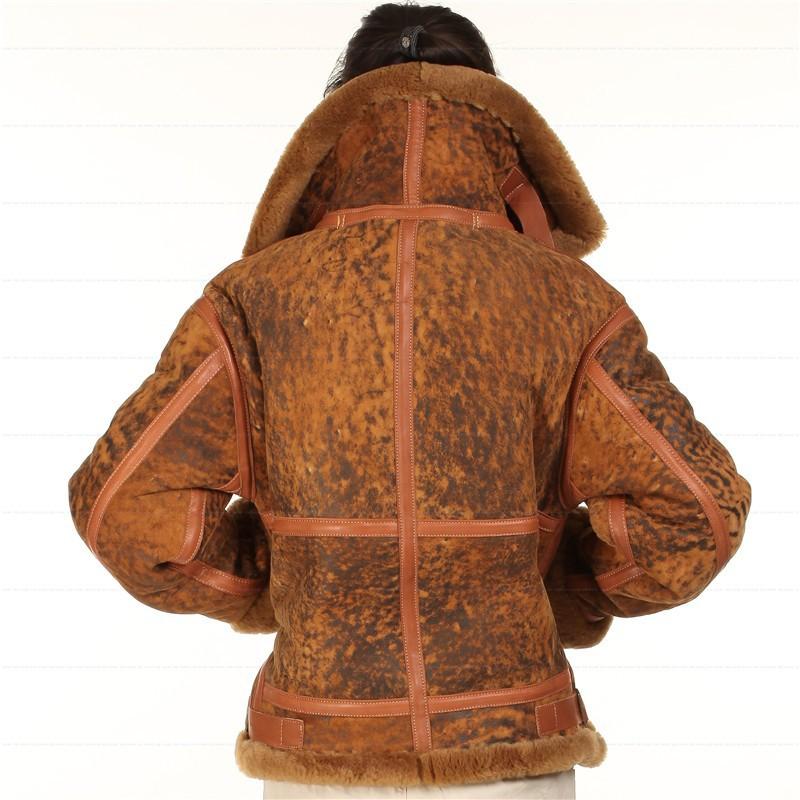 di giacca Volo shearling 26