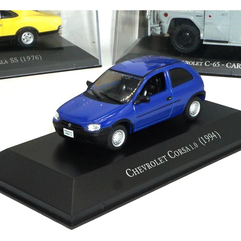 다이 캐스트 모델 8 11 년 자동차 모델 1:43 다이 캐스트 장난감 차량 chevrolet corsa1.0/ltz 1.4/ford gt 350 h 용 소형 모델-에서다이캐스트 & 장난감 차부터 완구 & 취미 의  그룹 2