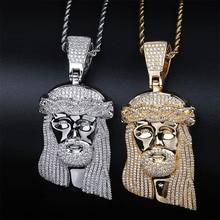 TOPGRILLZ collar con colgante de circonia cúbica para hombre y mujer, Gargantilla, zirconia, circonita, zirconita, zirconita, circón, estilo hip hop, piedras