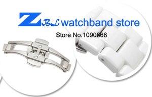 Image 4 - Keramische horlogeband 18mm 22mm horloge band voor armani AR1400 AR1403 AR1406 AR1401 AR1407 AR1409 AR1443 AR1410 AR1475 horloge band
