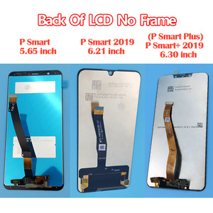 Image 5 - Original lcd für Huawei P Smart + Plus 2019 LCD Display + Touch Screen Digitizer Montage LCD Display P Smart 2019 bildschirm