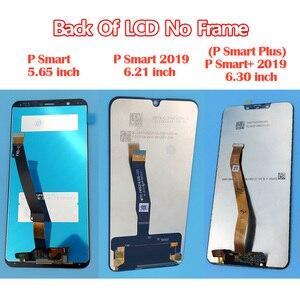 Image 5 - Originele lcd voor Huawei P Smart + Plus 2019 Lcd scherm + Touch Screen Digitizer Vergadering LCD Display P Smart 2019 Scherm