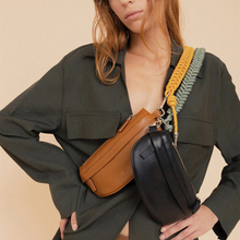 Belt Waist Bag Fanny Pack Womens Bum Bananas Weaving Leather Messenger Asual Shoulder Phone N91