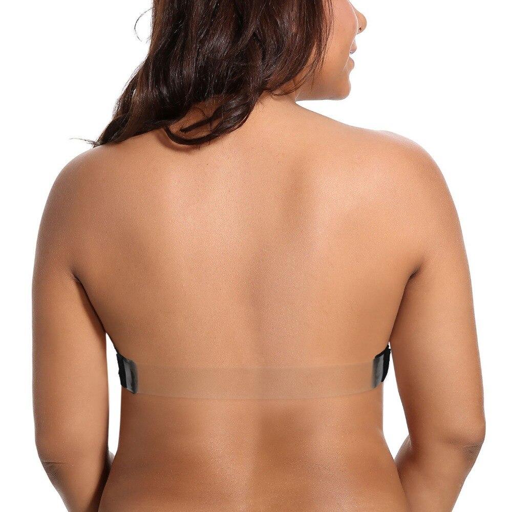 Nowy seksowny biustonosz push up duży rozmiar biustonosza bielizna - Bielizna - Zdjęcie 4