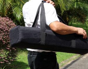 Image 2 - Yeni profesyonel Tripod çantası Monopod çanta kamera çantası taşıma çantası Manfrotto Gitzo BJX030701