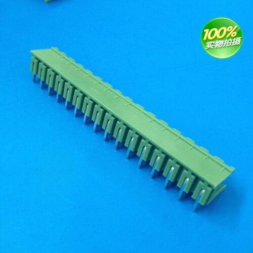 KF 2EDGR 18 Pins PCB Pluggable Terminal Block 5.08mm Pitch 15 Pcs