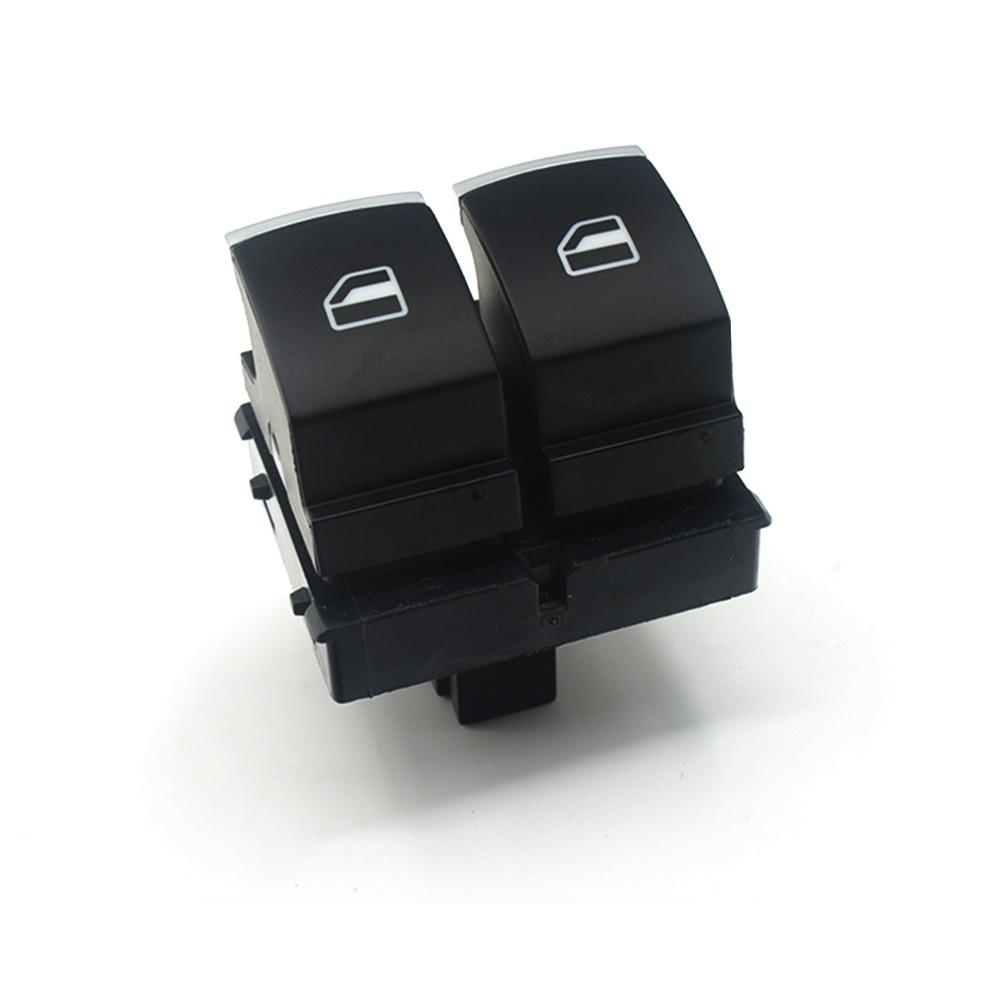 Chrom Fensterheber Schalter 4-T/ürer 9-Pin