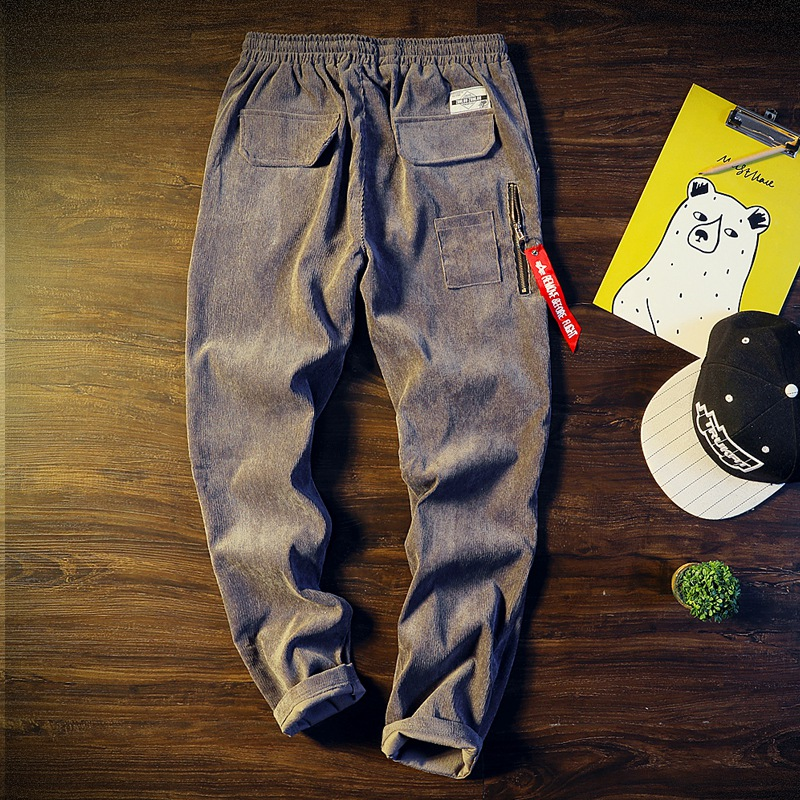 Cheap Wholesale 2019 New Autumn Winter Hot Selling Men's Fashion Casual Popular Long Pants MC59