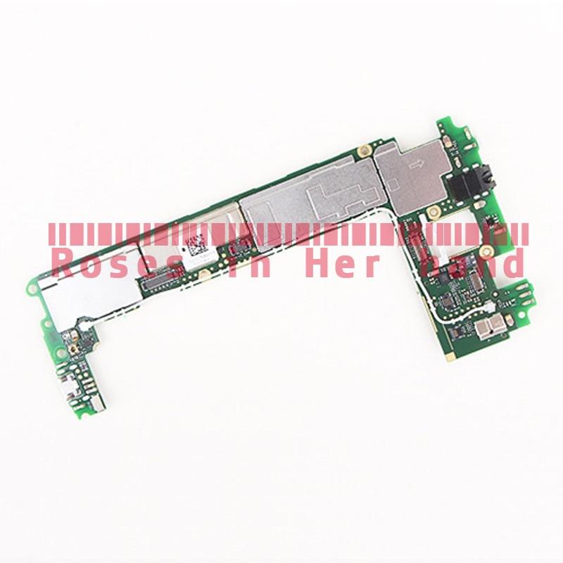 (Testé) Plein de Travail Débloqué Original Pour HUAWEI Honor 7 64 gb Carte Mère Logique Mère Circuit Conseil Lovain Plaque
