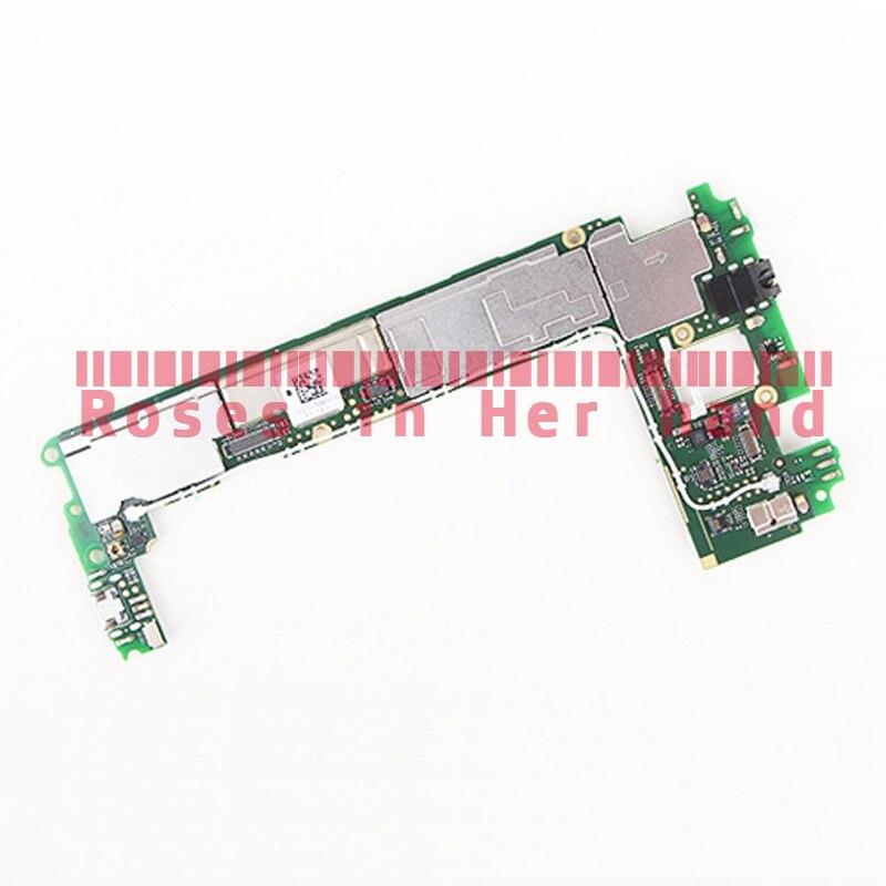 (Testato) Completa di Lavoro Sbloccato Originale Per HUAWEI Honor 7 64 gb Scheda Logica Della Scheda Madre Madre Circuito Lovain Piastra