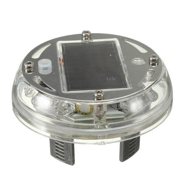 4 режима 12 из светодиодов авто солнечной энергии вспышка колесо шина свет лампы украшения Storbe Цвет автомобиля СИД подвижного огонь Лампа