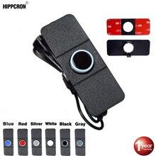 Hipppcron 16 мм сенсор черный серебристый белый серый красный синий цвет/отверстие пилы 1 шт. для комплект автомобильных датчиков парковки монитор обратная система