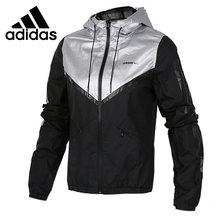 fcbce85ffe6f Оригинальный Новое поступление 2017 adidas Neo label Для женщин куртка с капюшоном  Спортивная(China)