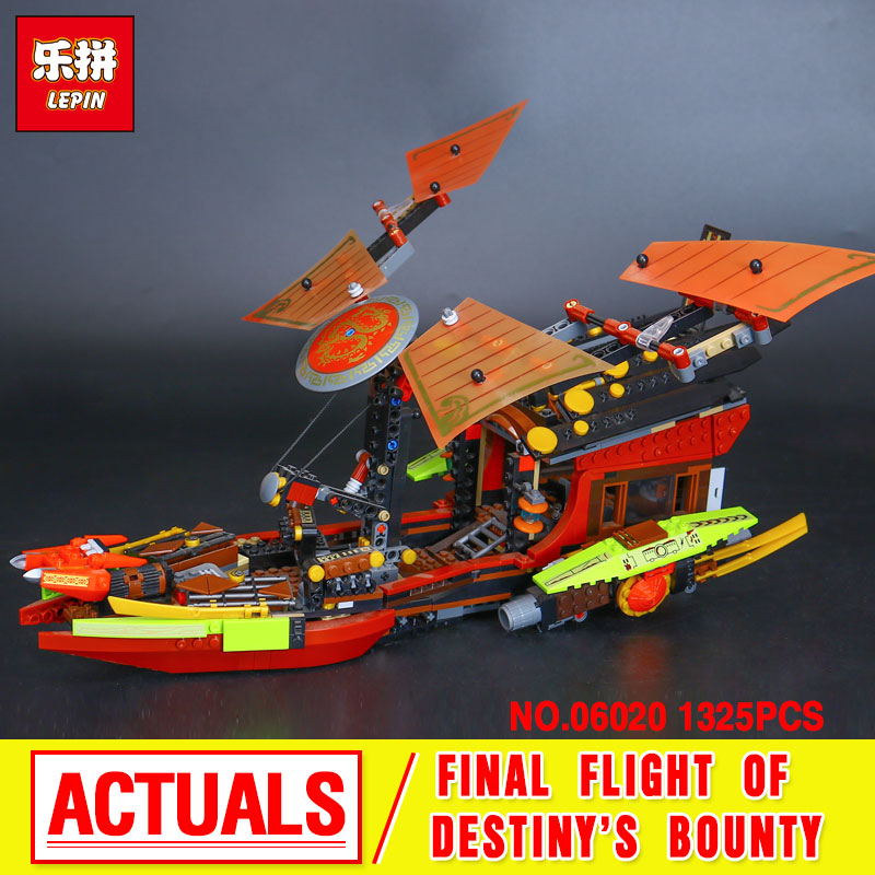 New Bela 10402 Building Blocks Final Fight of Destiny's Bounty Blocks Kid Bricks Toys Compatible with Lepin 06020 funny boy gift
