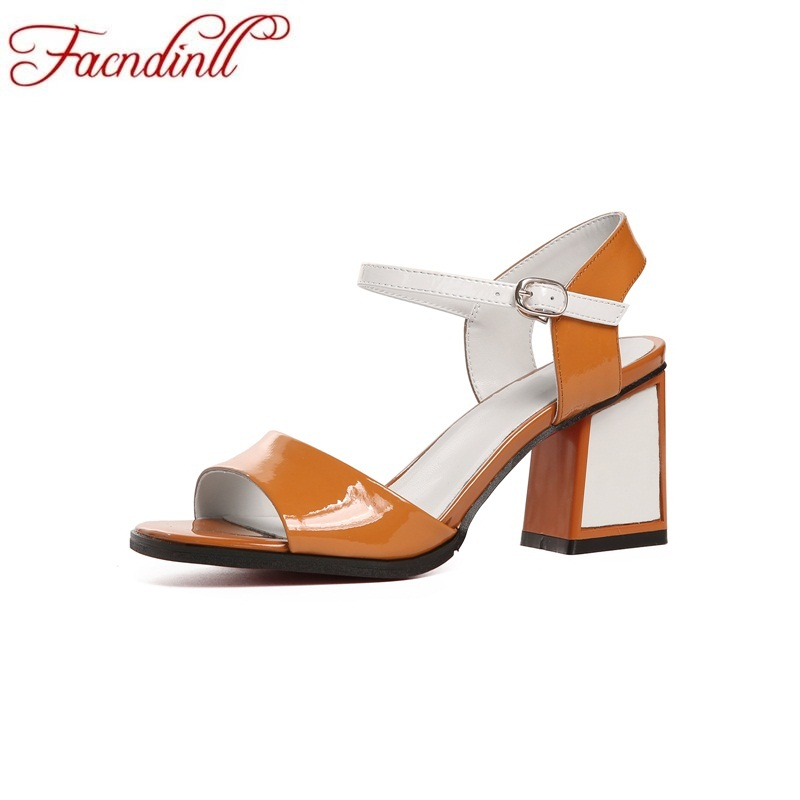 FACNDINLL classic sandals summer fashion ankle buckle gladiator sandals high heels women open toe shoes ladies casual sandals msfair round toe wedges women sandals fashion crystal high heels casual women sandal shoes 2018 summer open toed buckle sandals