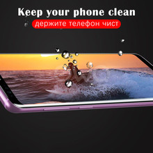 6D Full Curved Screen Protector For Samsung Galaxy S9 S8 Plus Note 8 9 S7 Edg Tempered Glass For Samsung A7 A8 A6 Plus 2018 Film